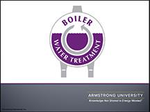 Boiler Water Treatment