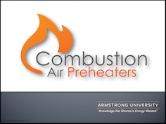 Combustion Air Preheaters