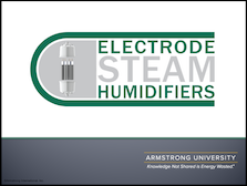 Electrode Steam Humidifiers