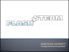 Flash Steam
