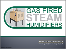 Gas Fired Steam Humidifiers