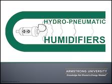 Hydro-Pneumatic Humidifiers
