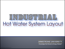Industrial Hot Water Systems