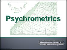 Psychrometrics