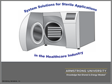 System Solutions for Sterile Applications in the Healthcare Industry