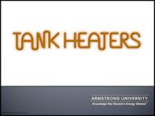 Tank Heaters