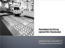 Armstrong University Package - Pharmaceutical
