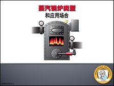蒸汽锅炉类型